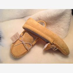 Unisexe moccasins free shipping Canada and USA
