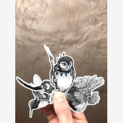 Bird Sticker Pack