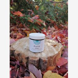Face mask / moisturizing and cleansing 2/1 / detox mask / Radiant and soft skin / white clay mask