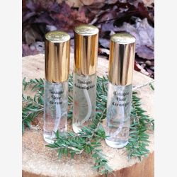 set of three face tonic, Orange Tree + Rose + Eucaluptus, floral water spray, completely natural
